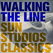 Walking The Line: Sun Studios Classics by Various Artists