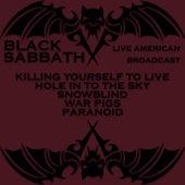 Live American Broadcast (Live) de Black Sabbath