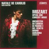 Mozart : Opera & Concert Arias de Natale de Carolis