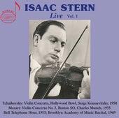 Isaac Stern, Vol. 1 (Live) de Isaac Stern