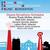 2019 Texas Music Educators Association (TMEA): Doerre Independent School Symphony Orchestra [Live] de Doerre Independent School Symphony Orchestra