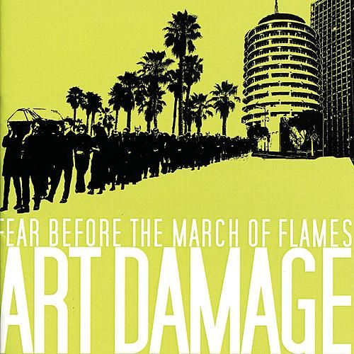 Art Damage by Fear Before