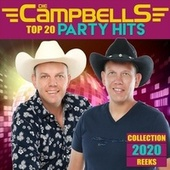Top 20 Party Hits by Die Campbells