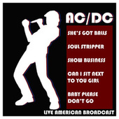 Live American Broadcast (Live) by AC/DC