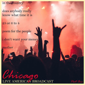 Live American Broadcast - Part One (Live) de Chicago