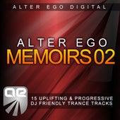 Alter Ego Memoirs 02 von Various Artists
