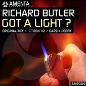 Got A Light? by Richard Butler