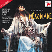 Hérodiade (Highlights):  Opéra en quatre actes en sept tableaux by Various Artists
