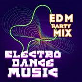 EDM Party Mix - Electro Dance Music de Various Artists