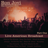 His Greatest Hits - Part One (Live) von Bon Jovi