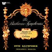 Beethoven: Symphony No. 8, Op. 93 & Coriolan Overture, Op. 62 von Otto Klemperer