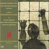 Music from 6 Continents (1994 Series): Bonhoeffer-Triptychon de Hans-Christoph Rademann