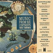 Music from 6 Continents (1993 Series) von Various Artists