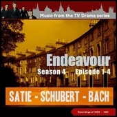 Music from the Drama Series Endeavour Season 4, Episode 1 - 4 by Aldo Ciccolini, Busch String Quartet, Victor de Sabata, Vienna Konzerthaus String Quartet, Wiener Symphoniker, Helmut Walcha
