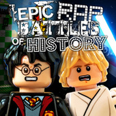Harry Potter vs Luke Skywalker von Epic Rap Battles of History