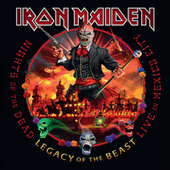 Nights of the Dead, Legacy of the Beast: Live in Mexico City de Iron Maiden