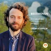 Beethoven: Diabelli Variations, Op. 120 de George Lepauw