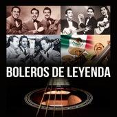 Boleros de Leyenda by German Garcia