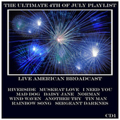 The Ultimate 4th of July Playlist - CD1 (Live) de America