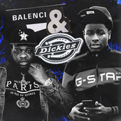 Balenci and Dickies de Maxo Kream Guapo