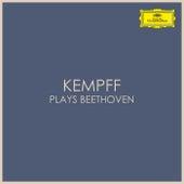Kempff plays Beethoven de Ludwig van Beethoven