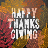 Happy Thanksgiving de Various Artists