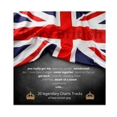 Very British: 20 Legendary Charts Tracks of Best British Pop by Various Artists
