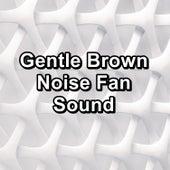 Gentle Brown Noise Fan Sound de White Noise