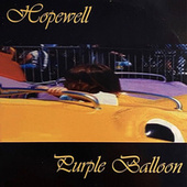 Purple Balloon by Hopewell