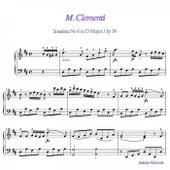Muzio Clementi: Sonatina No. 6 in D Major, Op. 36 by Antonio Rotunda