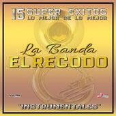 15 Éxitos Instrumentales by Banda El Recodo