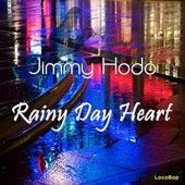 Rainy Day Heart by JImmy Hodo