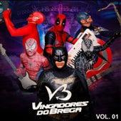Vol. 01 de Vingadores do Brega