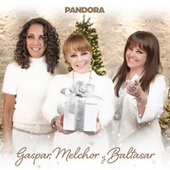 Gaspar, Melchor y Baltasar de Pandora