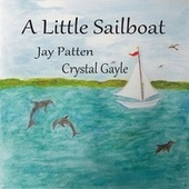 A Little Sailboat von Jay Patten