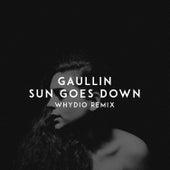 Sun Goes Down (Whydio Remix) de Gaullin
