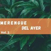 Merengues del Ayer, Vol. 2 de Grupo Mania, Joseph Fonseca, La Makina, Manny Manuel, Raffy Matias