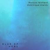 Blue Sphere by Marcus Reichard