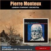 Jean Sibelius: Symphony No. 2 In D Major, Op. 43 (Album of 1961) de Pierre Monteux