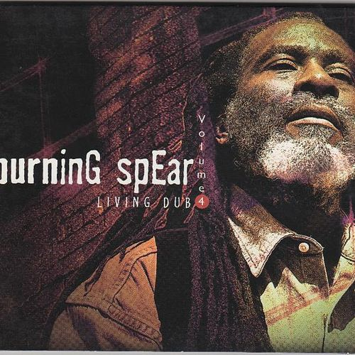 Living Dub Volume 4 by Burning Spear