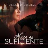 Nunca Es Suficiente de Rolando Gomez Jr.