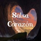 Salsa Corazón by Adolescent's Orquesta, Anthony Cruz, Asdrubar, Celia Cruz, Costa Brava, Eddie Santiago, Edgar Joel, Frankie Negron