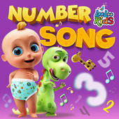Numbers Song by LooLoo Kids