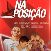 Na Posição (feat. Mc Larissa) by Mc Afala