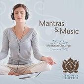 Chopra Center: 21-Day Meditation Challenge Mantras & Music (2-CD Set) by Chopra Center
