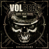Rewind, Replay, Rebound (Live in Deutschland) van Volbeat