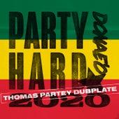 Party Hard (Thomas Partey Dubplate) de Donaeo