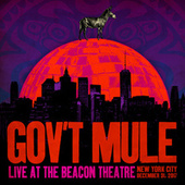 Live at the Beacon Theatre (New York City, 12/31/2017) van Gov't Mule