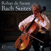 J.S. Bach: Cello Suites Nos. 1-6 by Rohan De Saram
