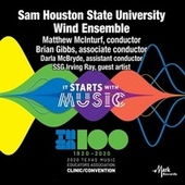 2020 Texas Music Educators Association (TMEA): Sam Houston State University Wind Ensemble [Live] von Sam Houston State University Wind Ensemble